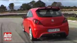 Vauxhall Corsa VXR (Opel Corsa OPC) 2007-2015 first drive review