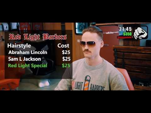 Best REAL Life GTA mission #1 - Barbershop