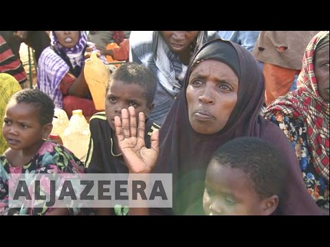 Famine warning as drought devastates Somalia