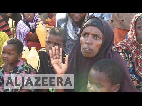 Famine warning as drought devastates Somalia