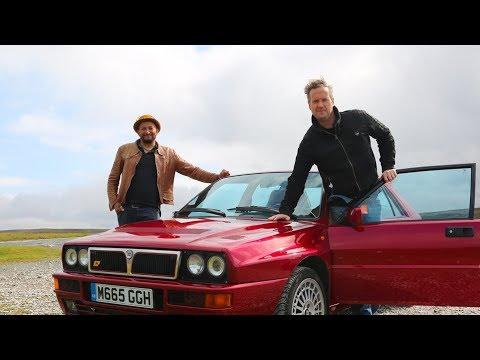 I maghi del Garage - Lancia Delta Integrale