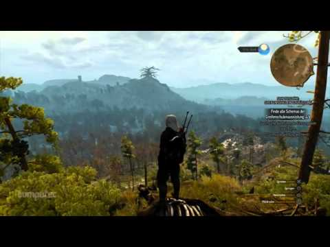 PCG Best of 2015 | Mai | The Witcher 3 / Landscape