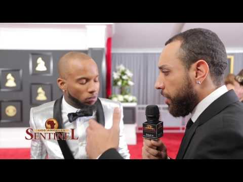 "Tory Lanez at the Grammys: ""This is a big moment"""