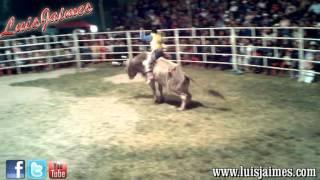 Toros Rancho 57 y Rancho El Tamarindo en Feria San Isidro Metepec 2012