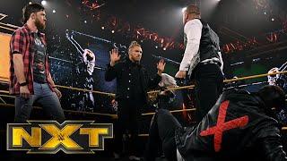 Chaos unfolds between Kross, Finn Bálor, Kyle O'Reilly, Pete Dunne and more: WWE NXT, May 4, 2021