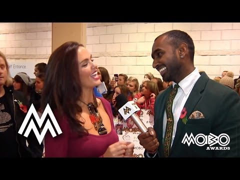 Jennifer Metcalfe | Talks about fashion and Labrinth | Red Carpet Interview