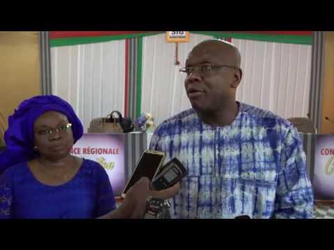 CONFERENCE REGIONALE À KOUDOUGOU 2019