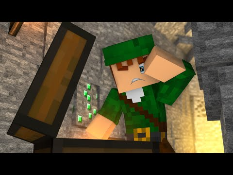 MINECRAFT PE 0.15.0 - BAÚ SECRETO COM PISTÕES ! (MINECRAFT POCKET EDITION)