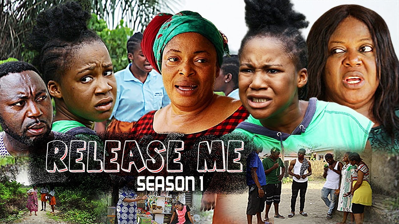 Download RELEASE ME - Season 1 // starring MERCY KENNETH & UCHE EBERE   // 2021 Latest Nollywood Movie