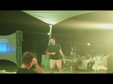 Karaoke in Punta Cana