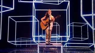Lauren Thalia Earthquake - Britain's Got Talent 2012 Live Semi Final - International version