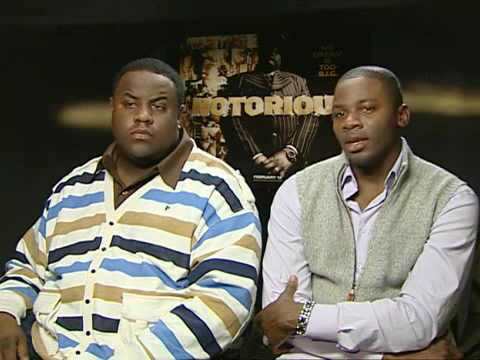 Notorious: Jamal Woolard and Derek Luke  Empire Magazine