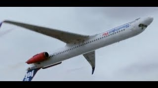 Top 10 Airlines - FLIGHT 'the Movie' CRASH_SCENE ~ WOAH ! ♦ DENZEL's Wild Ride !