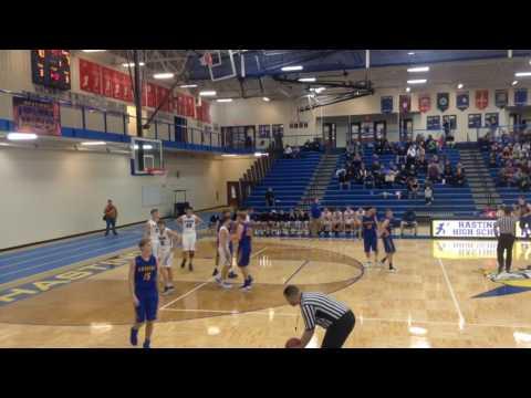 2017 Boys Basketball @ Hastings