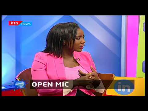 Youth Cafe: Open Mic - Jubilee's promise to create employment for the youth