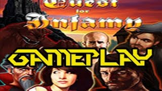 """Quest for Infamy Gameplay (PC HD) """"Quest for Infamy"""""""