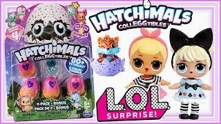LOL Surprise & Hatchimals • Adopcja zwierząt • bajki dla dzieci