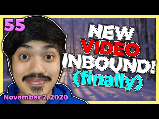 ☀️ Morning Mumbles #55   New Video (Finally) Incoming!