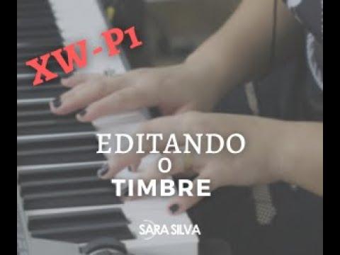 Download EDITANDO E SALVANDO O TIMBRE NO CASIO XW-P1 #casio @casio #xwp1 #sintetizador