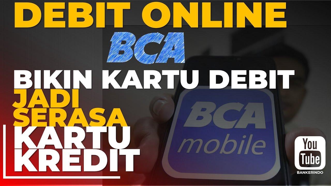 Debit Online Bca Cara Daftar Debit Online Bca Dan Cara Pakai Debit Online Bca Di Marketplace Youtube