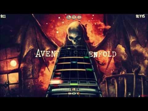 Save Me - Avenged Sevenfold   Drums Custom   Phase Shift
