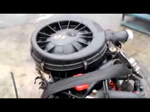 renault 11 88 мотор