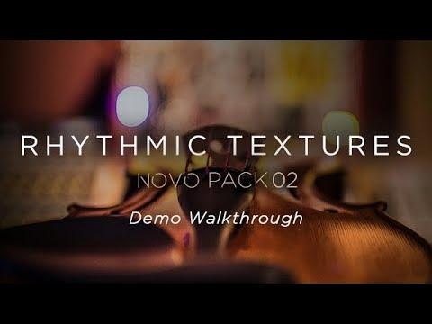 Heavyocity - Rhythmic Textures - Demo Walkthrough