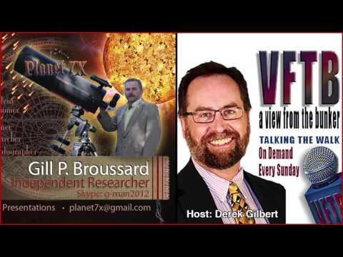 Nibiru News   Gill Broussard 2016  talk radio