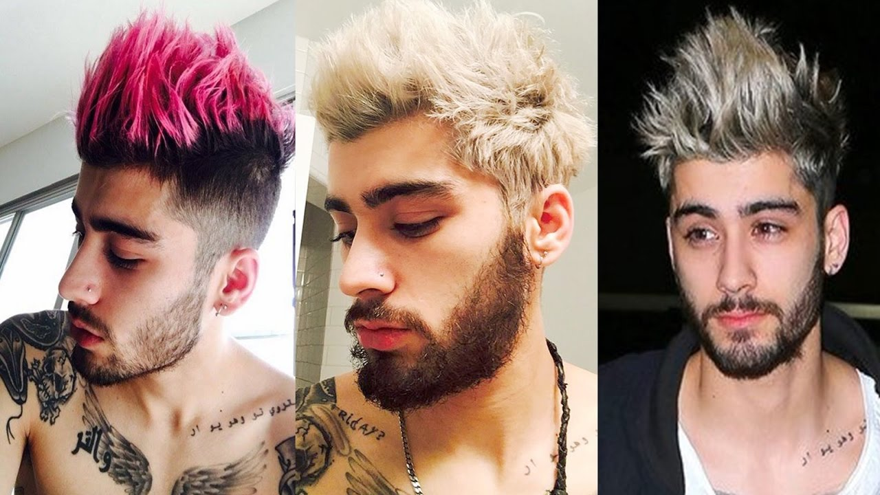 Hair Color Ideas For Men 2017 Men S Hair Color Transformations