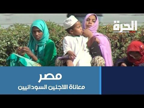 #الحرة_الليلة.. اللاجئون السودانيون في مصر والمعاناة المستمرة  - نشر قبل 4 ساعة
