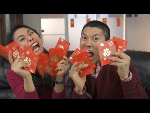 15 Days of Chinese New Year (12 Days of Christmas Parody)