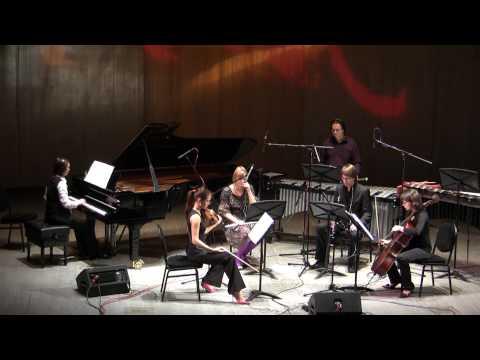 Steve Reich Double Sextet 1 Asya Sorshneva,Ksenia Bashmet,Dmitry Schyolkin,Danila Musikhin