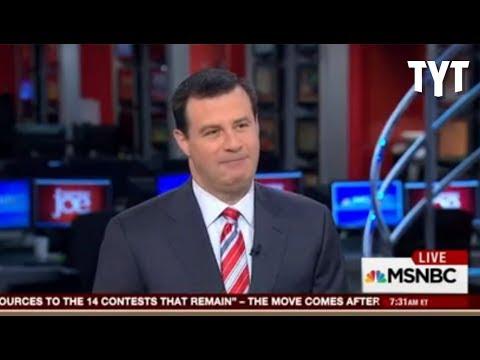 "David Shuster Slams Centrist Media's ""Alt-Left"" Narrative"