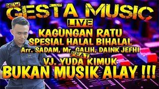 Gambar cover GESTA MUSIC LIVE KAGUNGAN RATU SPESIAL HALAL BIHALAL  - REMIX LAMPUNG 2019 || Aahheee