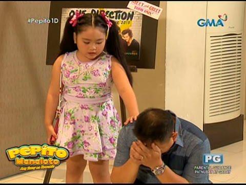 Pepito Manaloto: Makita kaya ni Clarissa ang 1D?
