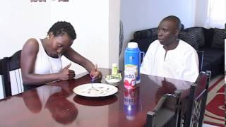 Kansiime Anne's tyrical food prayer..