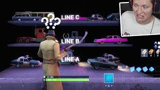 MEMORY CHALLENGE GAME - Fortnite Creative
