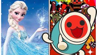 Let It Go (Frozen) / Japanese / Taiko Drum Master WiiU :3