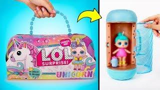 Riesige L.O.L. Überraschung! Einhorn-Puppe! Gefälscht oder echt? 🦄