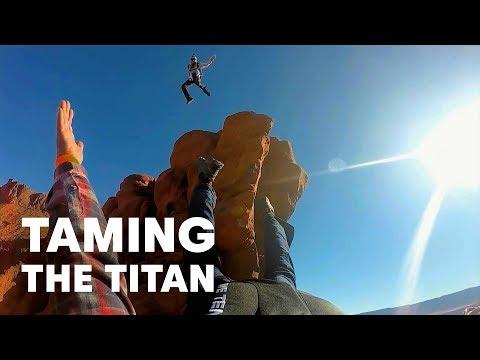 Taming the Titan  Miles Above: S1E10 Season Finale