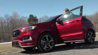 2019 Ford Edge ST | Indulge Your Spicier Side | TestDriveNow