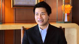 Interview With Director Ken Ochiai At HIFF