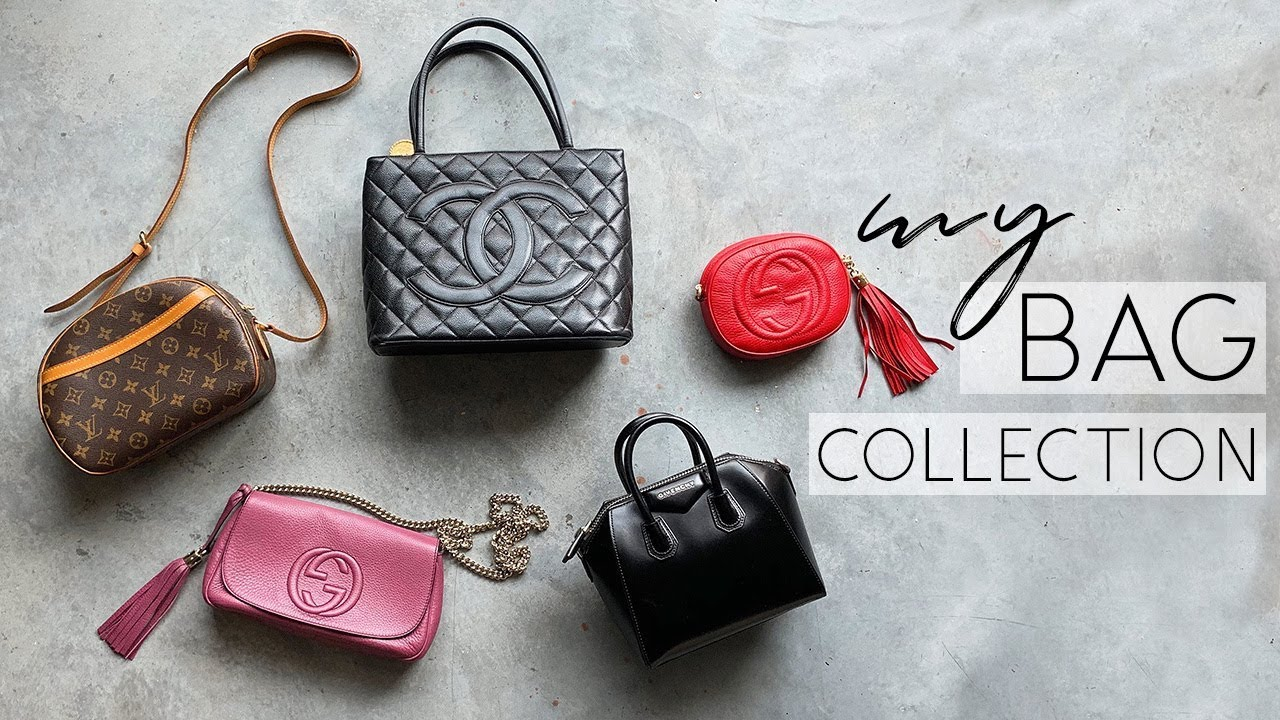 2c22ab3888cddb MY HANDBAG COLLECTION 2019 | Chanel, Gucci, Givenchy, Louis Vuitton & More