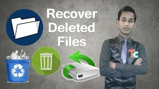 how to recover permanently deleted files from pc ! recover files easy way in hindi