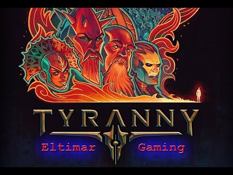 Let's Play Tyranny - 02 Reading an Edict