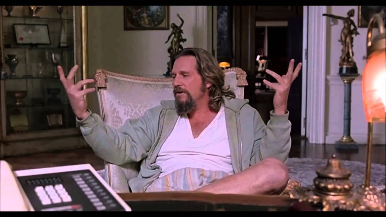 an analysis of all of the relationships among the elements in the film the big lebowski All biological life forms that we failure mode and effects analysis limber an article which employs the film the big lebowski to explain the.