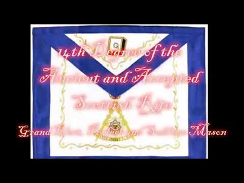 14th Degree of the Ancient and Accepted Scottish Rite - GRAND ELECT, PERFECT AND SUBLIME MASON