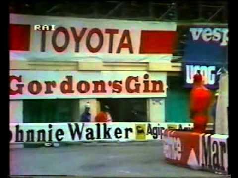 1985 GP Monaco
