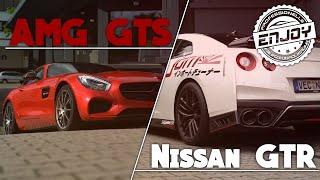 Enjoy Fahrzeugfolierung | Vom Kolben zum AMG GTS!