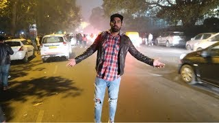 WHAT HAPPENED ON NEW YEARS EVE IN DELHI